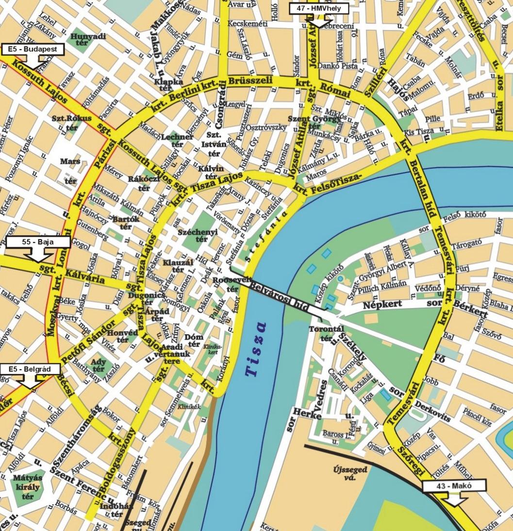 térkép szeged Menu térkép szeged